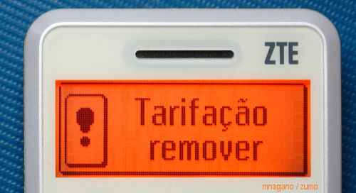 ZTE_S302_LCD_tarifacao_remover