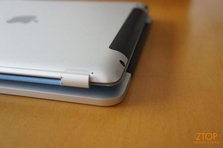 iPad 2 sobre o iPad