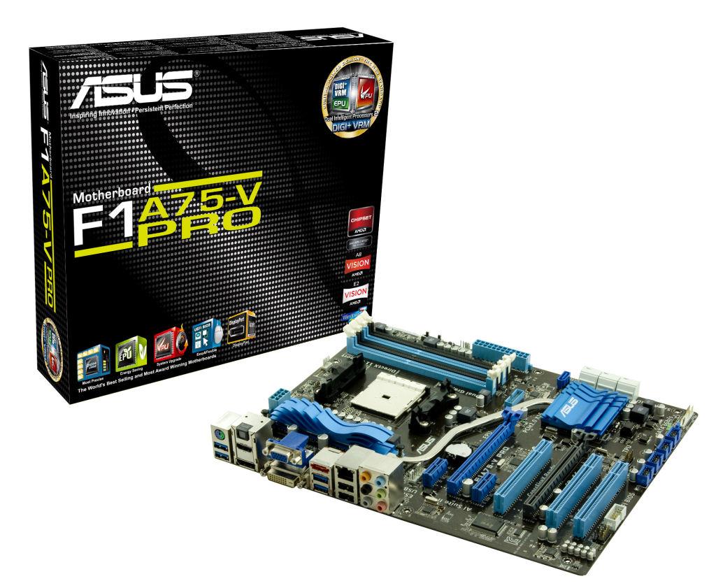 Asus F1A75-M PRO Asmedia 106x SATA Windows 7 64-BIT