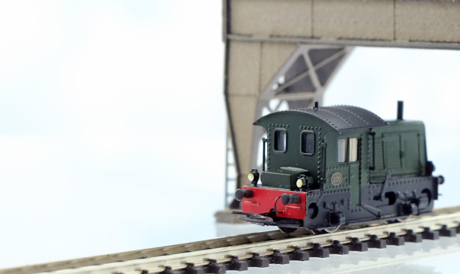Modellbau Z   Z Trains Weekly