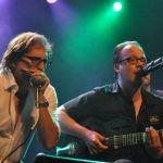 Jimmy Z & Slidin' Slim - Åmåls Blues Festival 2013 - courtesy Pele Lundberg