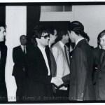 With Prince Charles- London, Wembley Stadium, Dec. 1986