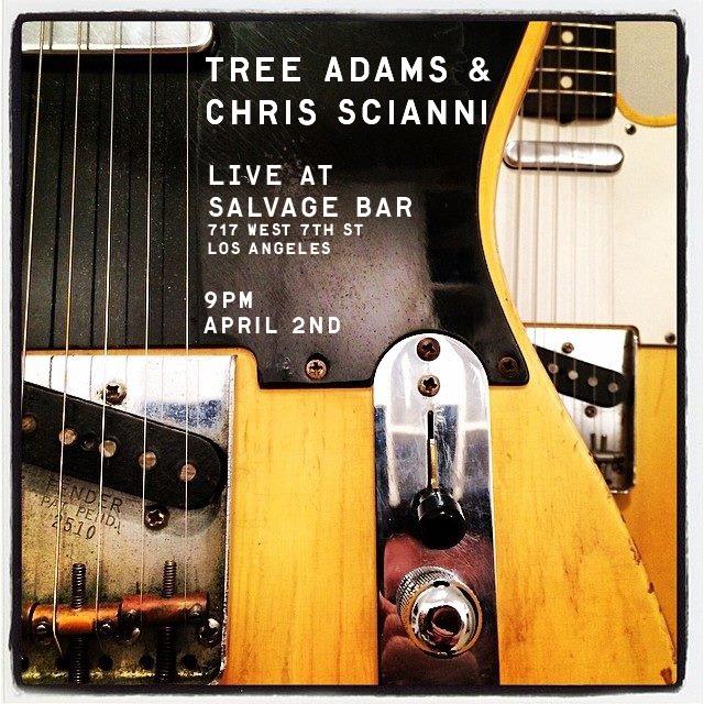 Tree Adams Band