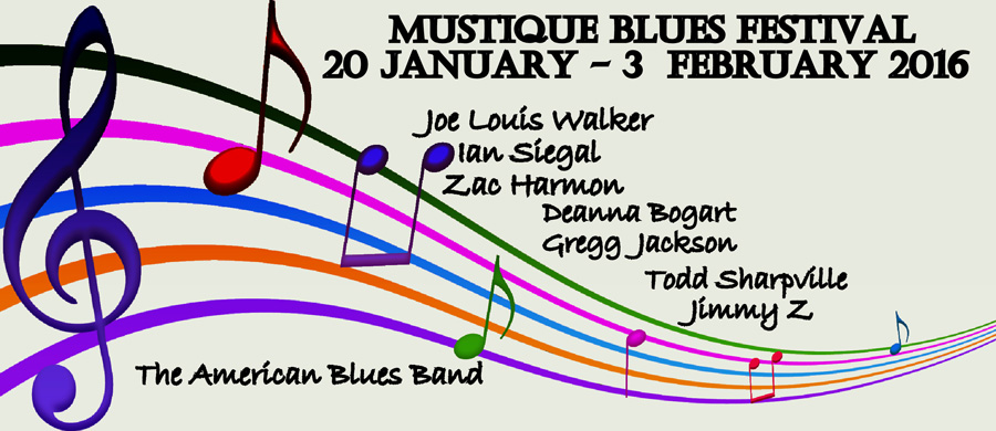 Mustique Blues Festival