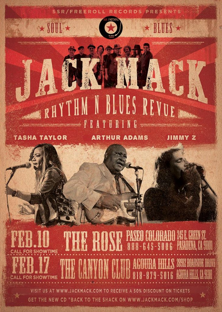 The Jack Mack Rhythm & Blues Revue