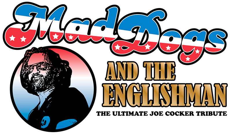 Mad Dogs and The Englishman logo