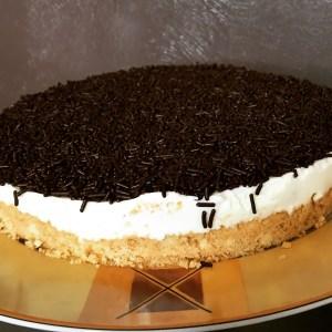 No Bake Pfirsich Törtchen