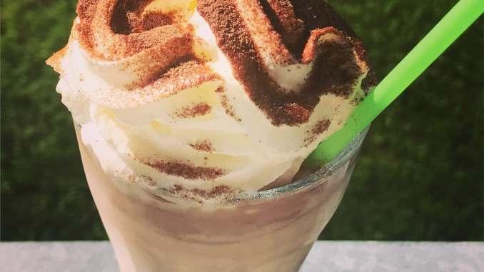 Einfach Lecker Eiswürfel mit Kaffee