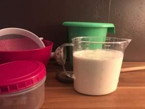 Zubereitung Butter
