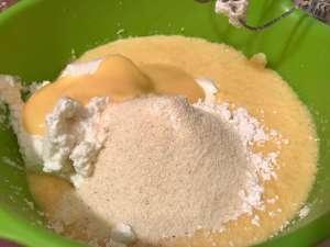 Zubereitung Eierlikör Käsekuchen