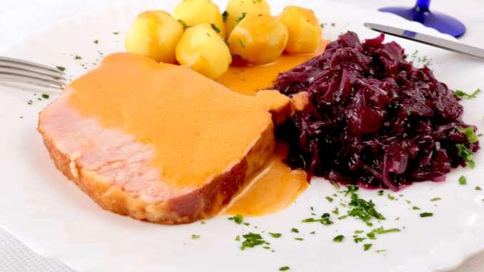 Klassisches Kassler Lachsbraten Rezept