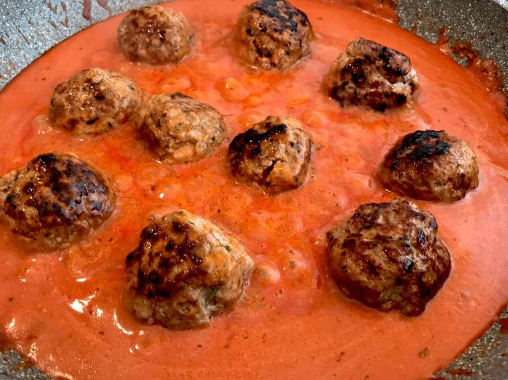 Zubereitung Tomaten Joghurt Sauce