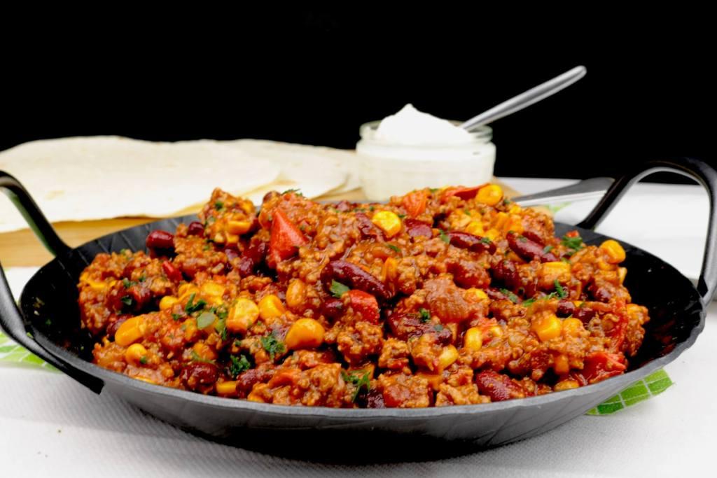 Schwarzbier Chili Con Carne