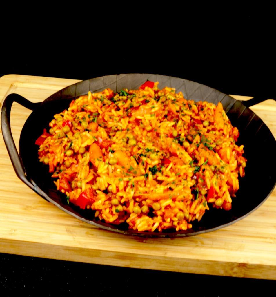 Serviervorschlag Djuvec Reis
