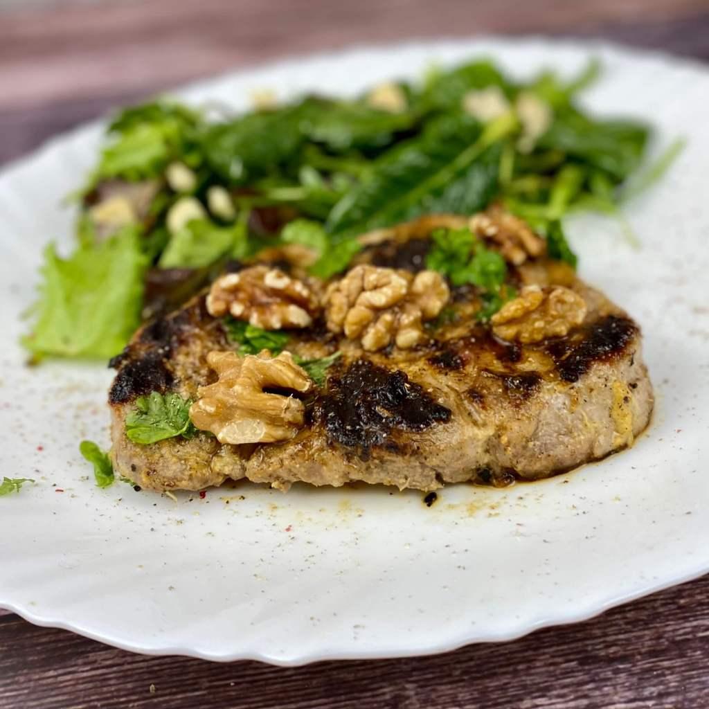 Steak Grillmarinade mit Senf für Staeks