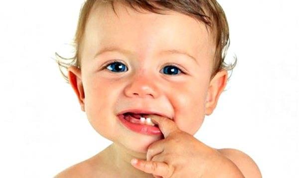 Режутся зубки как обезболить комаровский