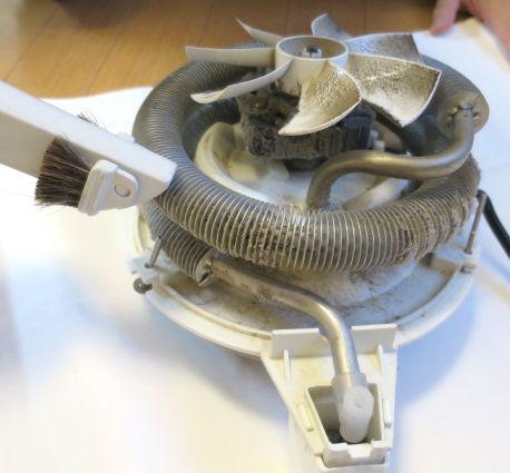 蒸留水器掃除6