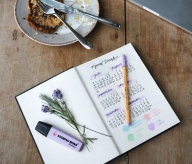 家計簿の予算はお買い物リストのように立てる画像