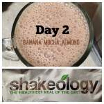 shakeology day 2