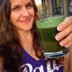 green_drink_hair