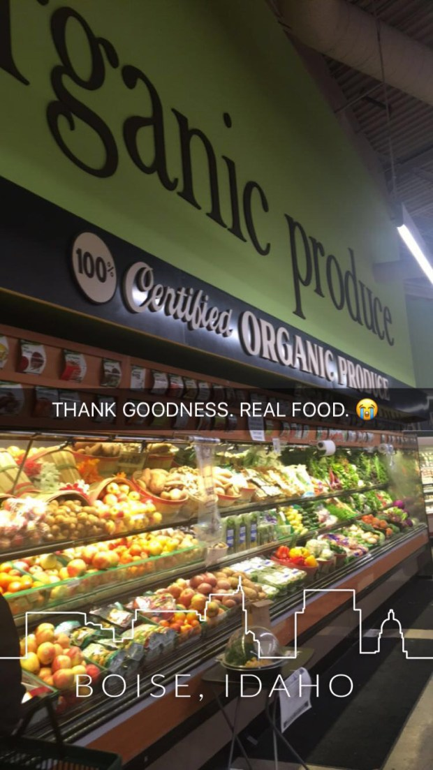 fresh produce natural grocers boise idaho