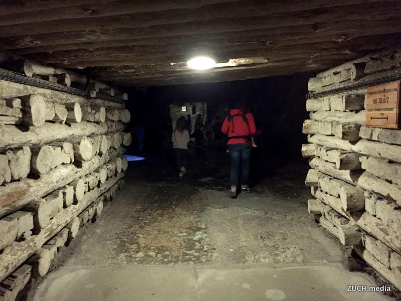 Atrakcje kopalni soli