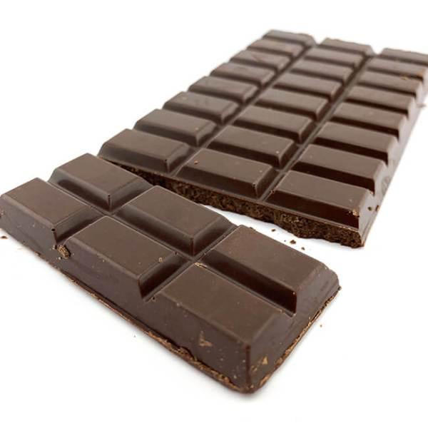 Birkengold Zartbitter Schokolade ohne Zucker Zusatz