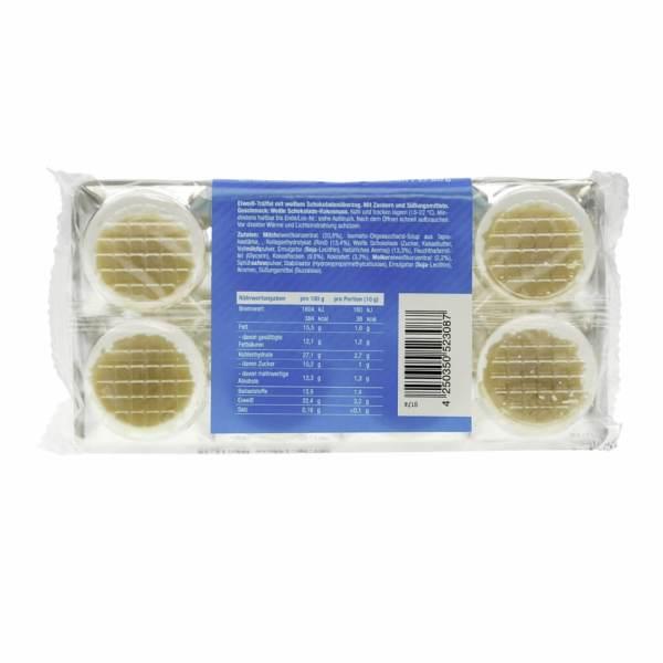 "Body Attack Protein Low Carb Truffles Trüffelpralinen ""Weiße Schokolade-Kokos"" 80 g, Protein Truffles kaufen, Proteintruffles online kaufen"