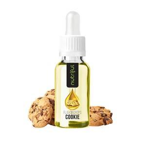 Nutriful Flavor Drops Butterkeks 30 ml kaufen. Kalorienfreies Geschmackskonzentrat aus Aroma und Süßstoff zum Verfeinern von Speisen und Getränken!