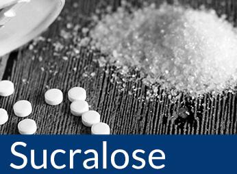 Zuckerfreie Lebensmittel gesüßt mit Sucralose, Sucralose kaufen, Sucralose bestellen. Sucralose gesüßte Lebensmittel kaufen. Produkte mit Sucralose kaufen