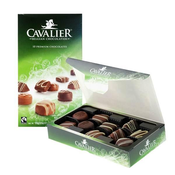 Cavalier Stevia Pralinen Mischung 100 g ohne Zucker online kaufen
