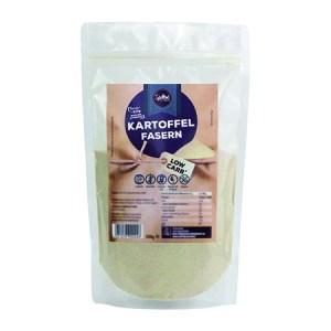Kartoffelfasern Soulfood LowCarberia 300 g Beutel glutenfrei online kaufen, Kartoffelfasern kaufen, Kartoffelfasern bestellen, Kartoffelfasern online bestellen.