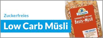 Low Carb Müsli. LCHF, Low Carb High Fat, Low Carb Müsli kaufen. Low Carb Müsli ohne Zucker, zuckerfreies Low Carb Müsli kaufen