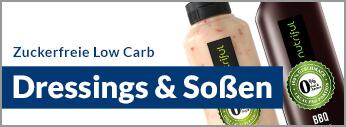 LCHF, Low Carb High Fat, Dressings und Soßen, Low Carb Dressings und Soßen. zuckerfreie Dressings und Soßen. Dressings und Soßen ohne Zucker