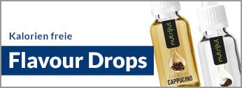 Flavour Drops kaufen, Zuckerfrei Online Shop, Flavour Drops bestellen. Flavor Drops kaufen. Flavor Drops Low Carb Lebensmittel bestellen und online kaufen.