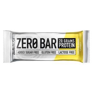 Biotech USA Zero Bar Schokolade Banane Proteinriegel. 50 g Zero Bar online kaufen. Powerbar ohne Zuckerzusatz. Zero Bar BioTech USA im Shop online kaufen.
