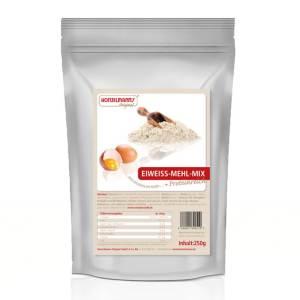 Konzelmanns Original Low Carb Eiweiß-Mehl-Mix 250 g Beutel kaufen. Low Carb Mehl Ersatz / Eiweißmehl ideal für Low Carb, LCHF. Eiweiß-Mehl-Mix kaufen!