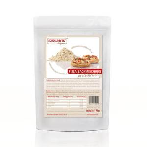 Konzelmanns Original Low Carb Pizza Backmischung 170 g Beutel