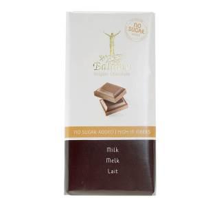 Balance Schokoladentafel Milk Milchschokolade ohne Zuckerzusatz 100 g. Zuckerfreie Schokolade / Schokolade ohne Zucker Zusatz von Balance Chocolate kaufen!