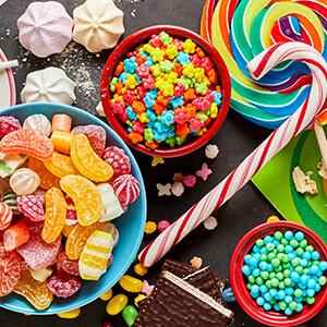 Low Carb Süßigkeiten ohne Zucker