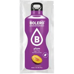 Bolero Instant Erfrischungsgetränkepulver 9 g Beutel PLUM Pflaume für 1,5 l fertiges Getränk! Bolero Instant Getränkepulver Beutel für fertiges Getränk.