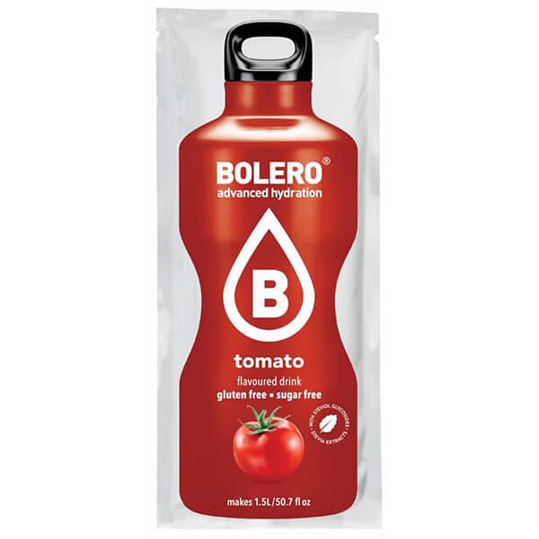 Bolero Instant Erfrischungsgetränkepulver 9 g Beutel TOMATO Tomate für 1,5 l fertiges Getränk! Bolero Instant Getränkepulver Beutel für fertiges Getränk.