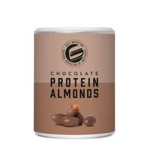 GOT7 Protein Chocolate Almonds schokolierte Mandeln Vollmilch 85 g Dose. Köstliche, zarte Proteinschokolade mit erntefrischen Mandeln. Ideal für unterwegs!