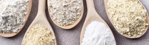 Low Carb Mehl kaufen. Mehlersatz für deine LCHF und Low Carb Ernährung online bestellen