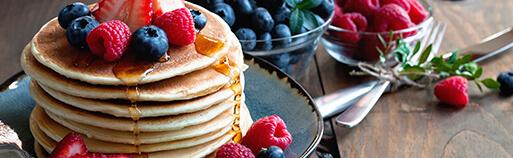 Low Carb Pancakes kaufen. Low Carb Pfannkuchen online bestellen im Lowcarb Online Shop. Pancakes ohne Zucker