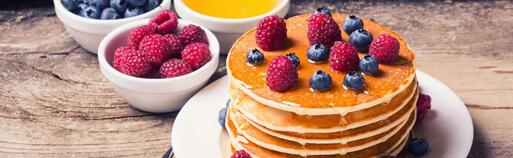 Zuckerfrei Protein Pancakes kaufen. Pancakes, Pfannkuchen mit Protein online kaufen. Protein Pancake kaufen - Pfannkuchen bestellen