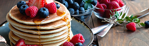 Zuckerfreie Lebensmittel Pancakes. Protein Pancakes online kaufen