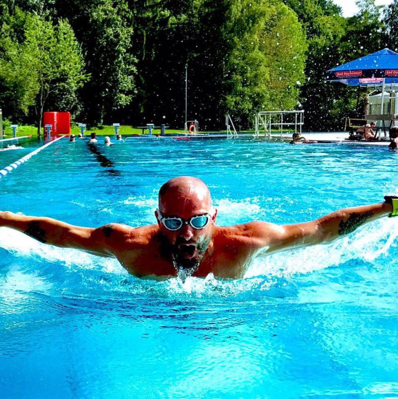 Matthias Kreuzer - Ironman - Extremsportler - Ex-Typ 2 Diabetiker