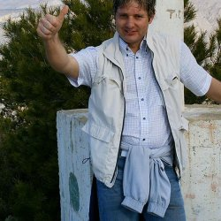 Matthias Kreuzer Typ-2 Diabetiker - vorher