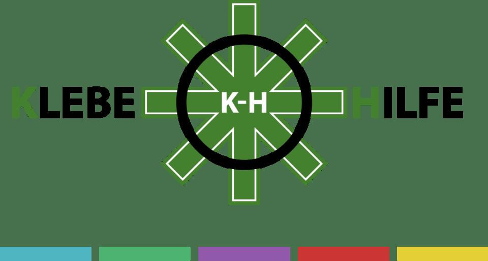 Klebehilfe-Logo